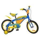Детский велосипед 16 дюймов 16bx405Uk