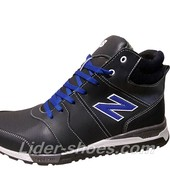 Мужские зимние ботинки на шнурках