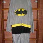Пижама флисовая, мужская, размер XL, рост до 190 см