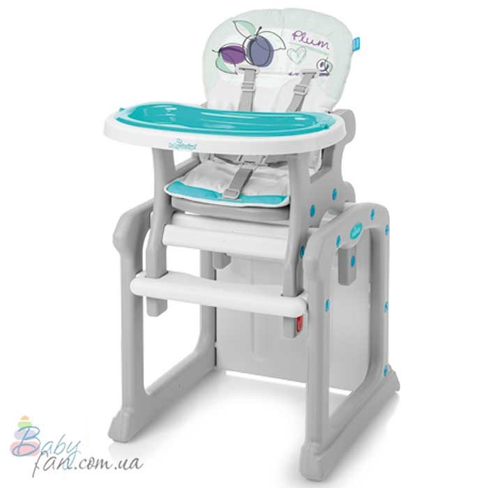Стульчик трансформер Baby Design Candy фото №1