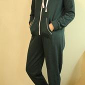 Утепленный домашний костюм, слип, пижама размер М на рост 160-165 см,George