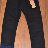 Размеры 116-260грн!!134,140,146,152,158,164 В наличии  коттоновые  брюки на флисе.