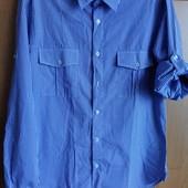 Рубашка мужская Zara Man размер M