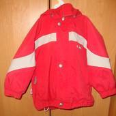 Демисезонная курточка Lenne на мальчика 86-92 см