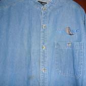 Рубашка джинс.