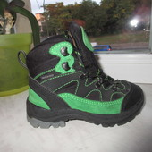 Кожаные ботинки Ktec Waterproof 25 р.
