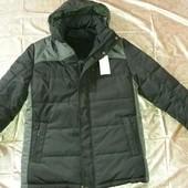 Зимняя мужская курточка 48 размер.