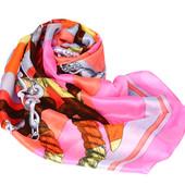 Женский шелковый шарф Hermès