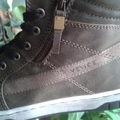 ботинки кожа фирменые Venice р.39 торг