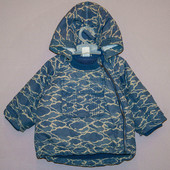 Курточка 6-9 месяца. H&M (Эйч энд Эм)