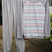 Женская флисовая пижама. Размер М. Primark