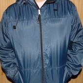 Фирменная демисезонная курточка бренд Greenland (гринленд).м-л .