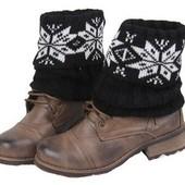 Гетры на обувь манжеты сапоги ботинки сток