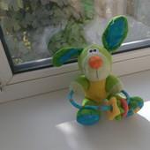 Мягкая игрушка грызунок PlayGro