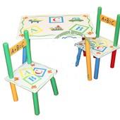 Стол +2стула W02-5312 буквы