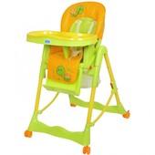 Стульчик для кормления Bambi RT 002-7-5 Orange/Green