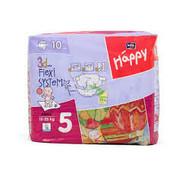 Подгузники Bella Happy Junior 5 (12-25 кг) 10 шт белла хеппи