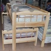 """Кровать из ясеня """"Трембита"""" \ Бесплатная доставка"""