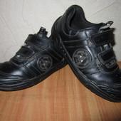 Стелька 17см Кожаные кроссовки Clarks Jets мальчику