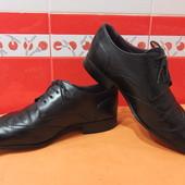 Туфли мужские р.43 Lavorazione Artigiana, Румыния;натур.кожа