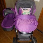 Детская универсальная коляска Geoby  C800 расцветка 379