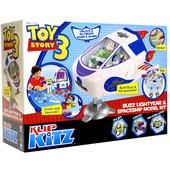 Сборная модель Buzz Lightyear и его космолета от фирмы Klip Kitz оригинал