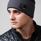 Мужская шапка-колпак Davis 2 UniX - 4 цвета