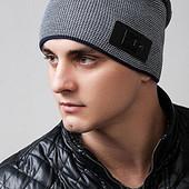 Вязанная шапка-колпак Lynn 2 Uni - 4 цвета