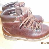 (№і83)кожаные ботинки 41 р Италия