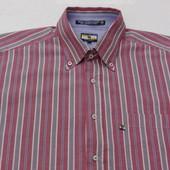 Navigare Sport. Итальянская рубашка с нюансом. 42 ворот