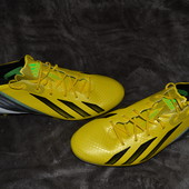 Футбольные кроссовки копы Adidas adizero f50 оригинал 30.5 см стелька