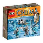 Конcтруктор Lego Chima, 70232 Лагерь Саблезубых Тигров