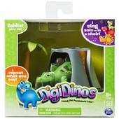 интерактивный динозаврик DigiDinos Habitat Playset, Quake Mimic