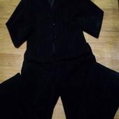 Костюм чёрный 46 размер