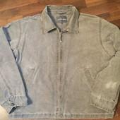 Джинсовая куртка размер XXL