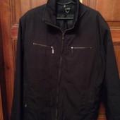 мужская куртка с подстежкой - 2 сезона, рр 54