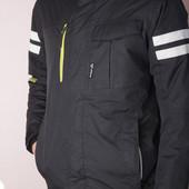 Демисезонная утеплённая подростковая куртка Mckinley, рост 160-165