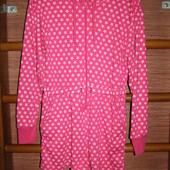 Пижама хлопковая,с  начесом,женская, размер М
