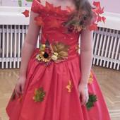Прокат костюма платье Осень, Киев