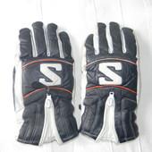 Кожаные утепленные перчатки Thinsulate p.S