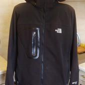 куртка черная водонепронецаемая The north face summit series Размер L