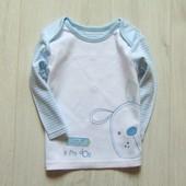 Стильный реглан для новорожденного. M&S. Размер 3-6 месяцев. Состояние: новой вещи