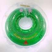 Круги на шею для малышей BabySwimmer до 3 лет - Европейский выбор