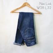 джинсы New Look Skinny W28 L32/ отличное состояние.