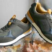 кроссовки Lumberjack Sneakers military размер 44