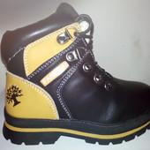 Зимние ботиночки для мальчика 27-32р.