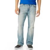 Aéropostale светлые джинсы Benton Boot Light Wash Jean 40х32