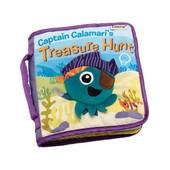 Развивающая книжечка Captain Calamaris Treasure Hunt