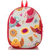Продам детский рюкзак Птички!