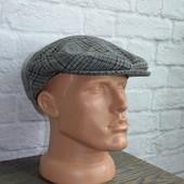 Мужской козырек, шапка  Accessories 58  объем.